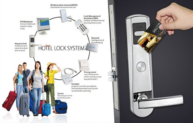 he thong khoa the tu khach san - 5 lưu ý khi sử dụng khóa thẻ từ khách sạn để luôn Bền - Đẹp