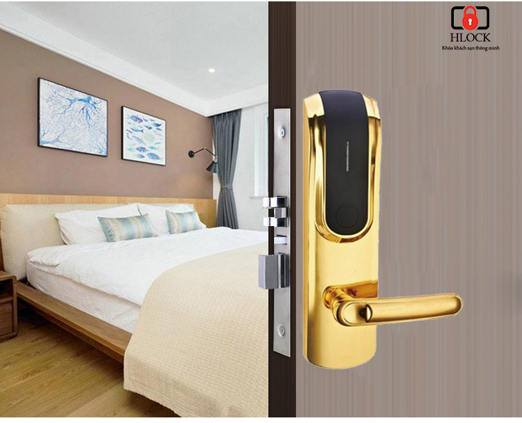 hl8317v - Khóa thẻ từ khách sạn HL8317