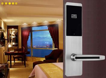 khoa the tu khach san - Sử dụng khóa thẻ từ Hlock đảm bảo an ninh khách sạn
