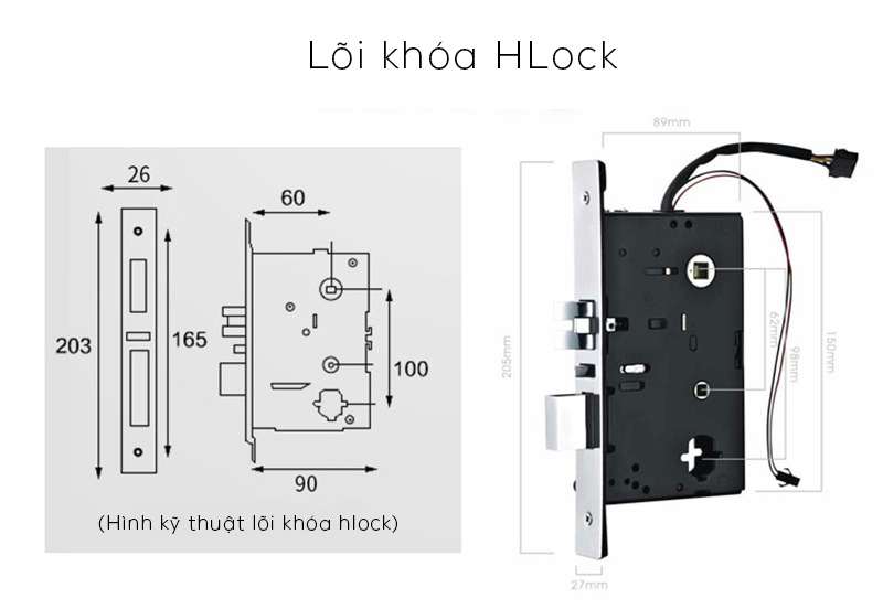 loi khoa hlock - Khóa thẻ từ khách sạn HL8332